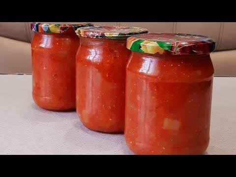 """Тещин язык"" из кабачков бесподобно вкусно зимой!""Mother-in-law language"" from zucchini!"