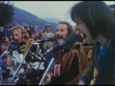CSNY - Crosby, Stills, Nash & Young - Down By The River