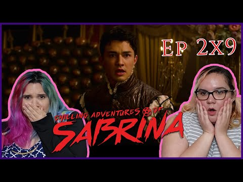 "The Chilling Adventures of Sabrina 2x9 Reaction ""The Mephisto Waltz"""