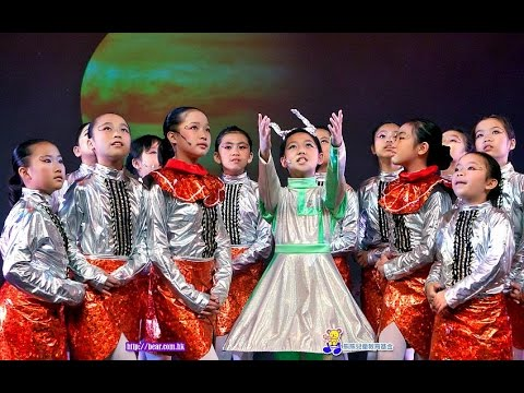 2011熊熊兒童音樂劇《飛躍舞動》 - YouTube
