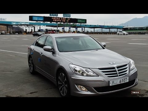 2013 Hyundai Genesis Dynamic Edition Test Drive