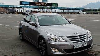 2013 Hyundai Genesis Dynamic Edition Test Drive