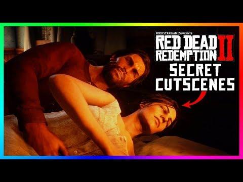 SECRET Cutscenes After You Beat Red Dead Redemption 2 - Romancing Abigail, Arthur's Memories & MORE!