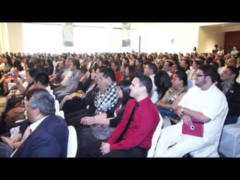 Yokoi Kenji en Honduras  Conferencia Disciplina vs Pasión