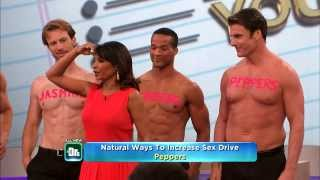 5 Ways to Increase Your Sex Drive -- The Doctors