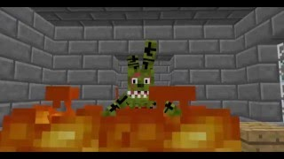 Five Nights at Freddy s 3 SONG it s time to die MINECRAFT ANIMATION