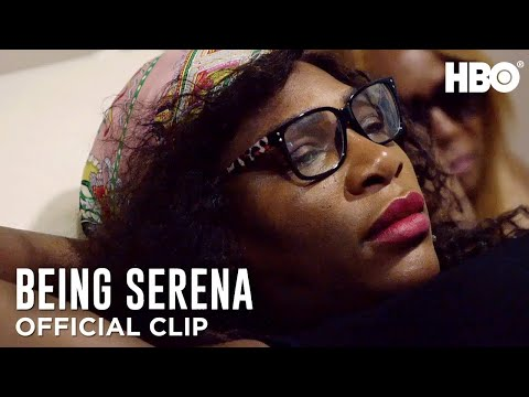 'I Come From Compton' Ep. 1 Official Clip | Being Serena | HBO