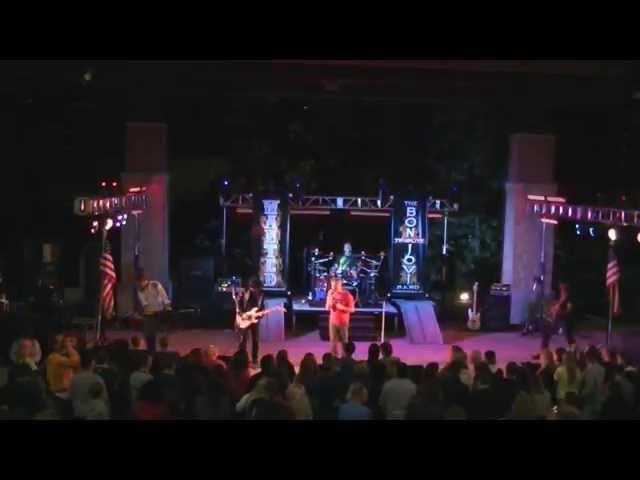 IROK Concert Series Cuyahoga Falls Wanted The Bon Jovi Tribute
