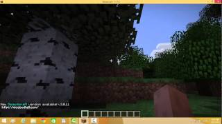 Minecraft:  How-to switch from Creative to Survival PC