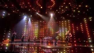 Paula Seling & Ovi - Playing with fire - EUROVISION 2010 Final