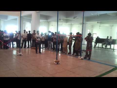 ASME Event Quad copter  UET Lahore KSK Campus Challeges cleared Katil Productions