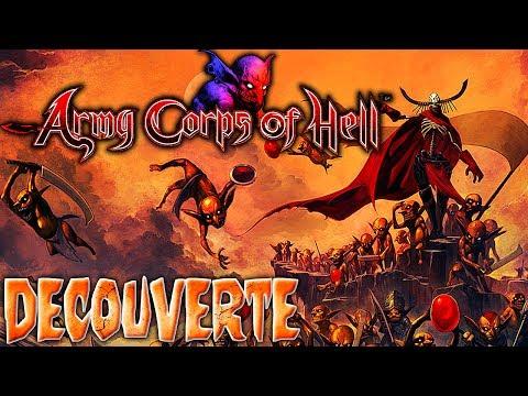PS VITA: Découverte   Army Corps of Hell   En avant mon armée de monstres !