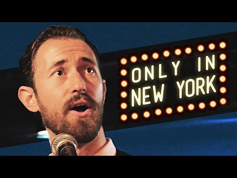 Only in New York (Music Video) {The Kloons}