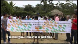 Tiempo suspenso Pueblo Bello 2015