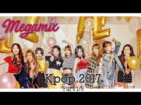 KPOP 2017 MEGAMIX Part 1/5 | Kpop Playlists [재생 목록] 2017 댄스 80곡