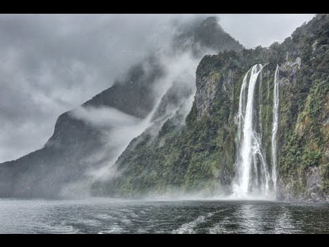 MILFORD SOUND + Moby Ambient 4K New Zealand Nature Relaxation Film [30 Min Teaser]