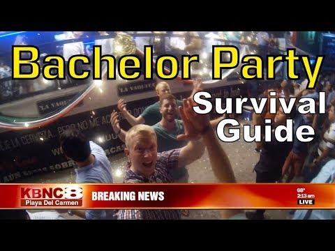 Bachelor Party Survival Guide - Playa Del Carmen - GoPro - Dos Ojos