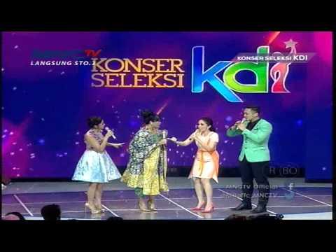Okky Lukman Jadi Peserta Konser Seleksi KDI 2015 (25/3)