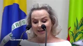 Deputados abrem espaço em plenário para a Sociedade Catarinense de Pediatria