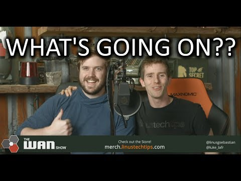 NVIDIA Allegedly F***ing Everyone - WAN Show Mar. 16 2018