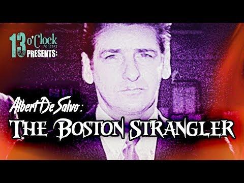 Episode 170 - Boston Strangler Albert DeSalvo