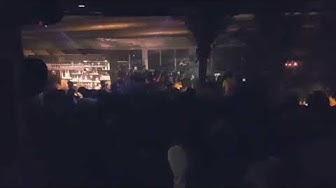 "Mixing live - ""Let Me Love you"" at Opa, Mumbai"