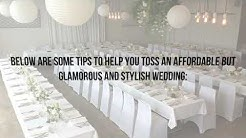 wedding venues melbourne - Ways to Have an Elegant Wedding on a Budget