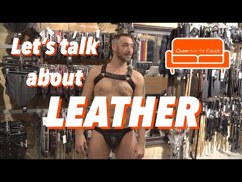 How Do You Wear Your Leather Featuring Northbound Leather | Queer From The Couch