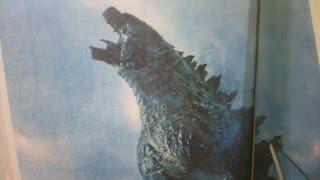 Godzilla's roar with electric guitar  ゴジラの声をギターで弾いてみた