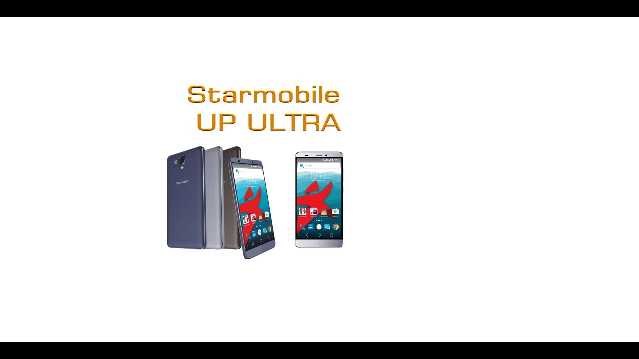 Starmobile UP Ultra - YouTube