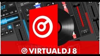 COMO DESCARGAR E INSTALAR DJ VIRTUAL  8 ||ORIGINAL||| 32 y 64 Bits |