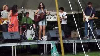 """""""Wings That Can't Take Flight"""" - The Double E, Ithaca Festival, 5/31/2013"""