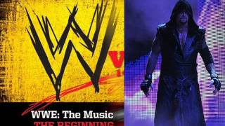 WWE: The Music, The Beginning Volumes 1-5 Album (Undertaker Undertaker Origininal version)