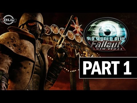 Fallout: New Vegas Old World Blues Walkthrough Part 1 - DLC Let's Play