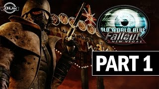 fallout NV Old World Blues Walkthrough Part 15: The Stealth Suit Mk II in the X-13 (in 1080p)