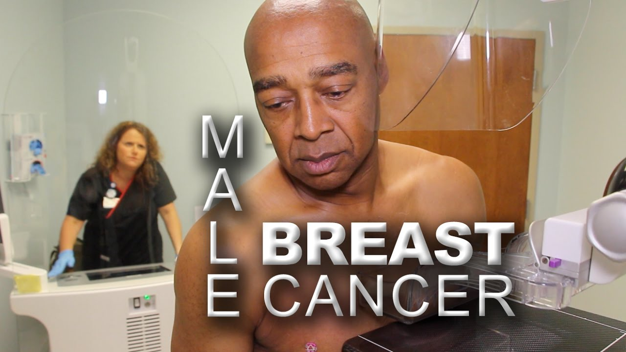 Detecting breast cancer in men