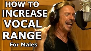 How To Increase Vocal Range For Males - COMPLETE - Ken Tamplin Vocal Academy thumbnail