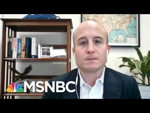 'We Need Moral Leadership': Rep. Max Rose On Lack Of Empathy From Trump Admin.   All In   MSNBC