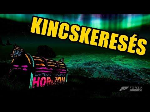 KINCSKERESÉS A FORZA HORIZON 4-BEN! | #4 thumbnail