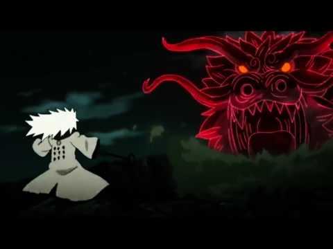 XXXTENTACION~ Bricks! Night Guy vs Madara Ten Tails