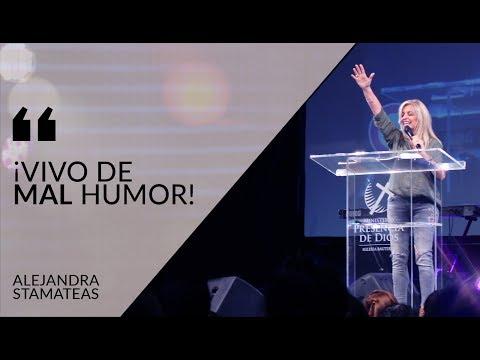 ¡Vivo de mal humor! Por Alejandra Stamateas