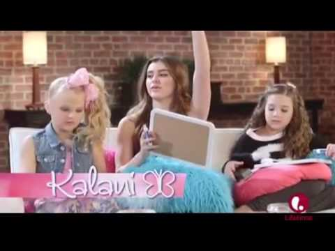 DanceMoms slumber party FULL EPISODE part1/2