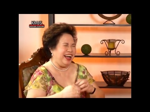 Miriam Defensor Santiago, Jessica Soho 2014 interview