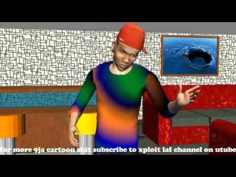 Download BVN PALAVA [funny 9ja comedy cartoon] 3gp & mp4