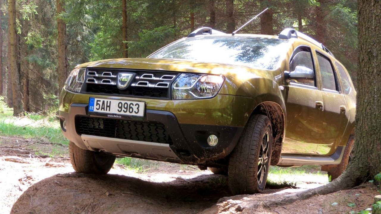 dacia duster 2016 off road driving footage 4x4 youtube. Black Bedroom Furniture Sets. Home Design Ideas