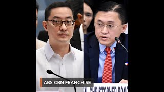ABS-CBN executives face the Senate on franchise issue