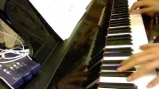 ピアノアレンジしてみました。