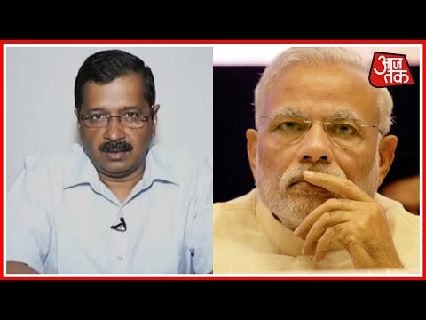 Delhi CM Arvind Kejriwal Accuses PM Modi Of Trying To Crush AAP