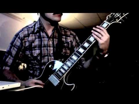 Every Time I die   The New Black (Guitar cover) mp3