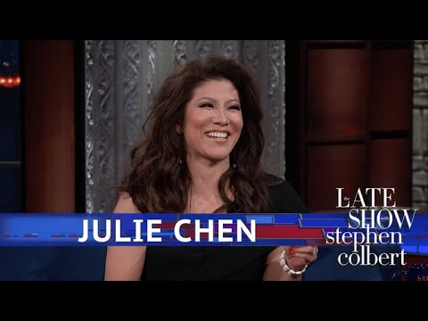 Julie Chen Braces Herself For Omarosa On 'Celebrity Big Brother'